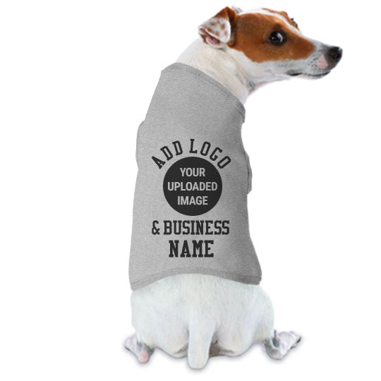 Custom Logo Business Mascott Dog
