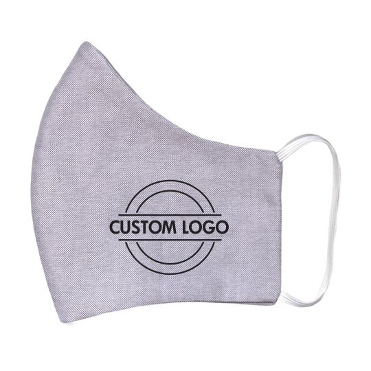 Custom Logo Face Masks