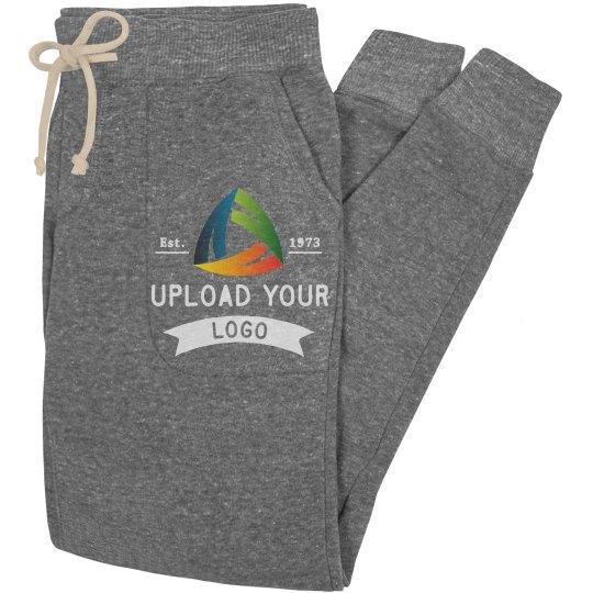 Custom Logo Sweatpants