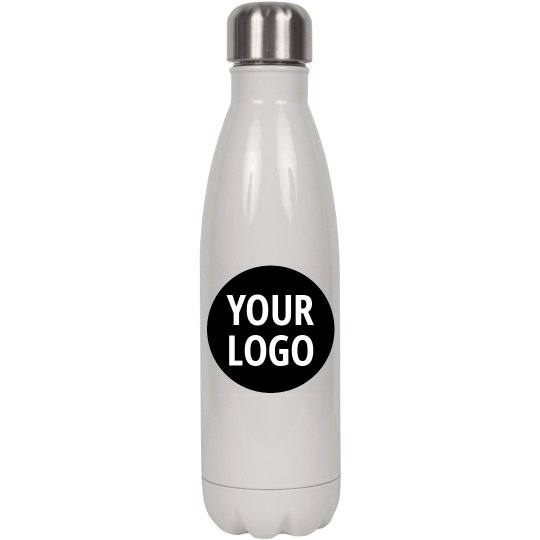 Custom Logo Water Bottle
