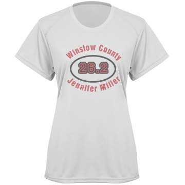 Custom Marathon Shirt