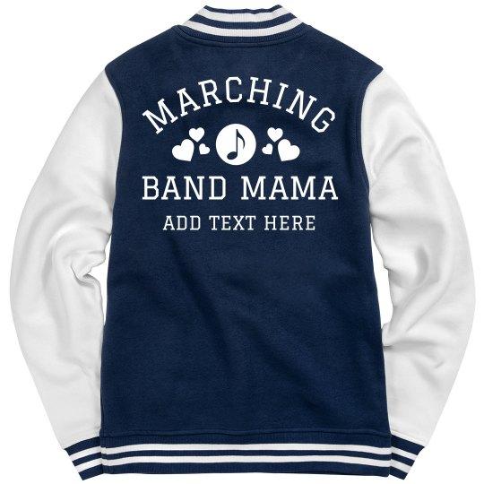 Custom Marching Band Mama