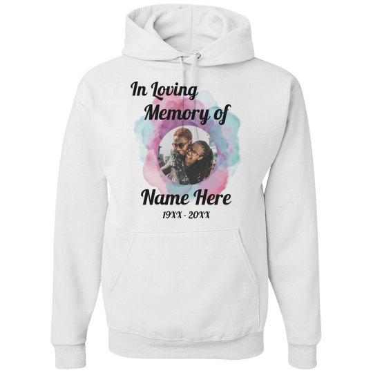 Custom Memorial Hoodies