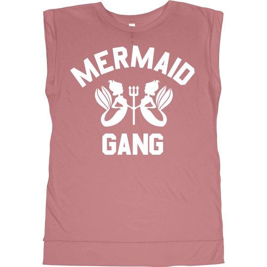 Custom Mermaid Gang