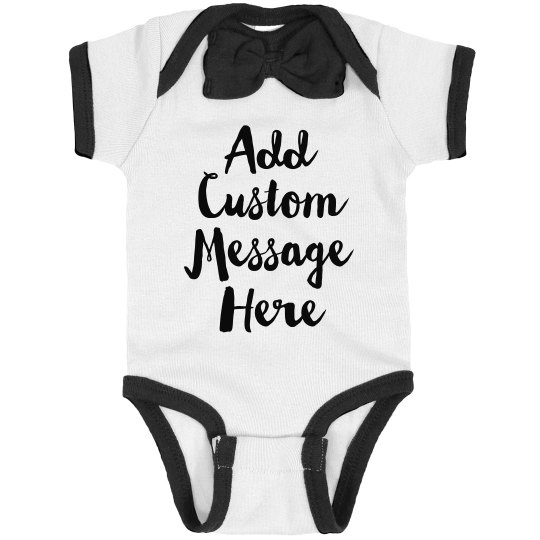 Custom Message Create Your Gift