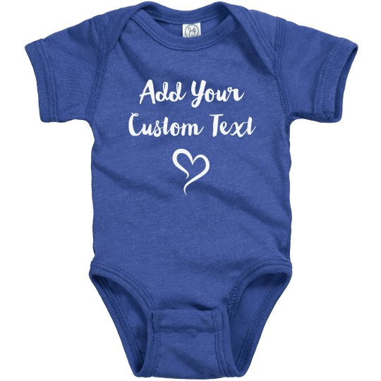 Custom Message Gift For New Parents