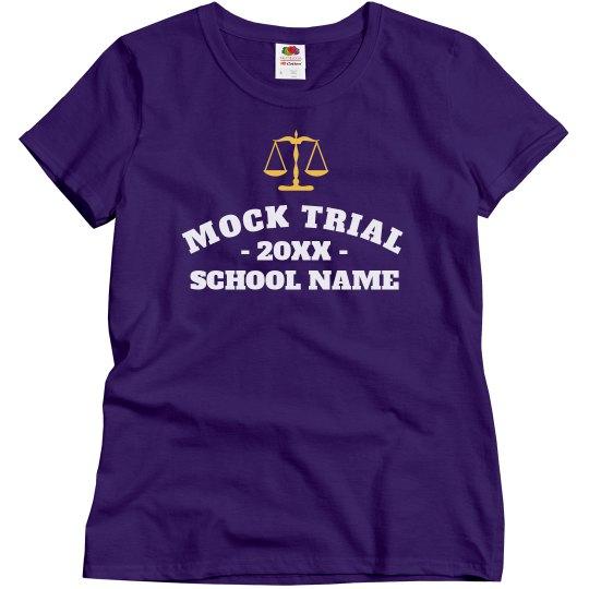 Custom Mock Trial Design