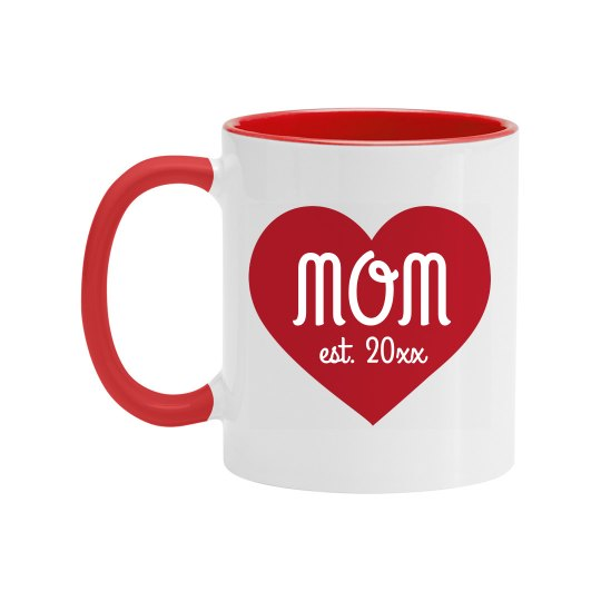 Custom Mom Mug