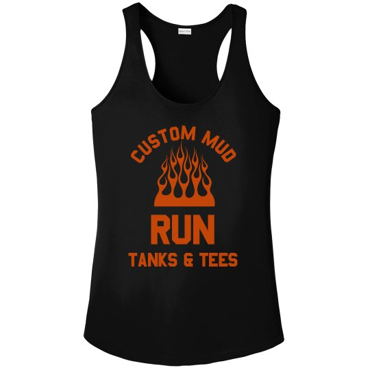 Custom Mud Run Designs