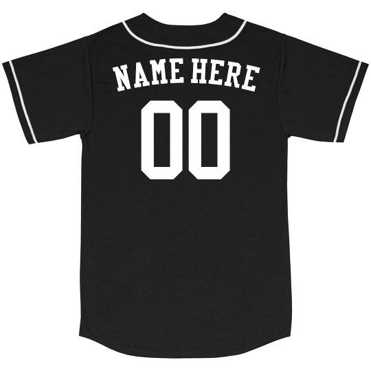 Custom Name Baseball Gear