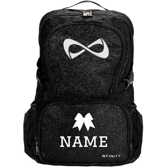 Custom Name Cheer Competition Bag