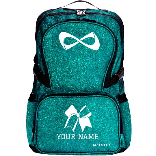 Custom Name Cheer Squad Bag