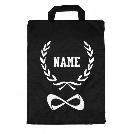 Custom Name Cheer Uniform Bag