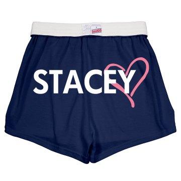 Custom Name Kids Shorts