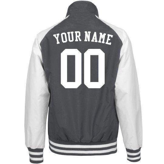 Custom Name Zip