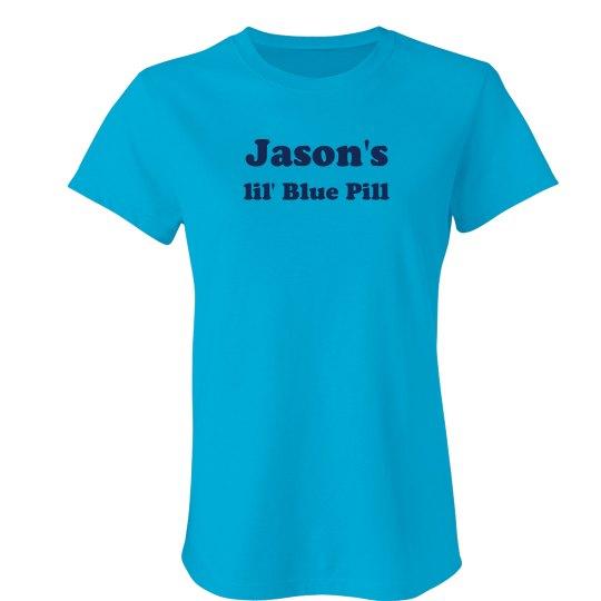 Custom Name's Lil' Blue Pill
