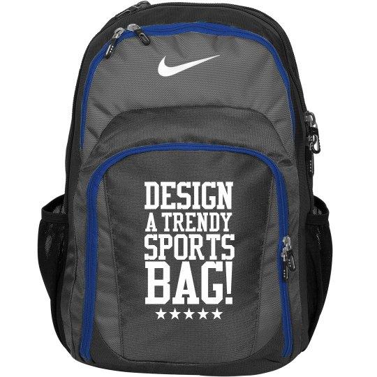 Custom Nike Backpack