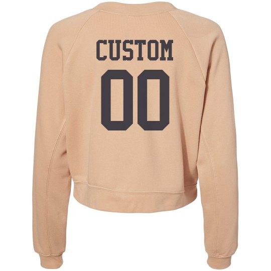 Custom Number & Name