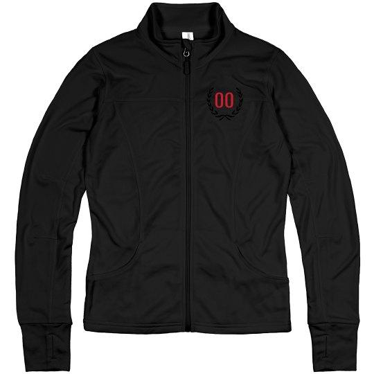 Custom Number Laurel Jacket