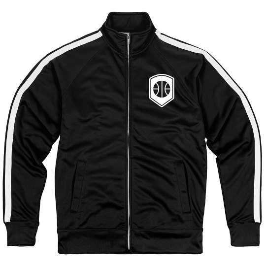 Custom Numbered Basketball Design Jacket