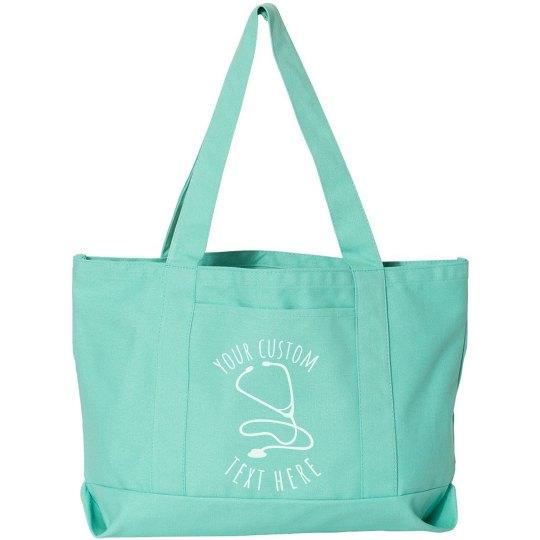 Custom Nursing Bag
