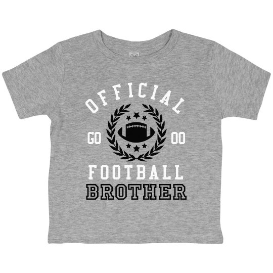 Custom Official Brother Tee