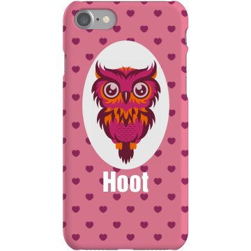 Custom Owl Lovers Phone