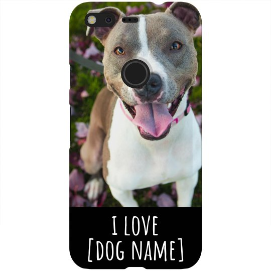 Custom Pet Name & Photo Upload