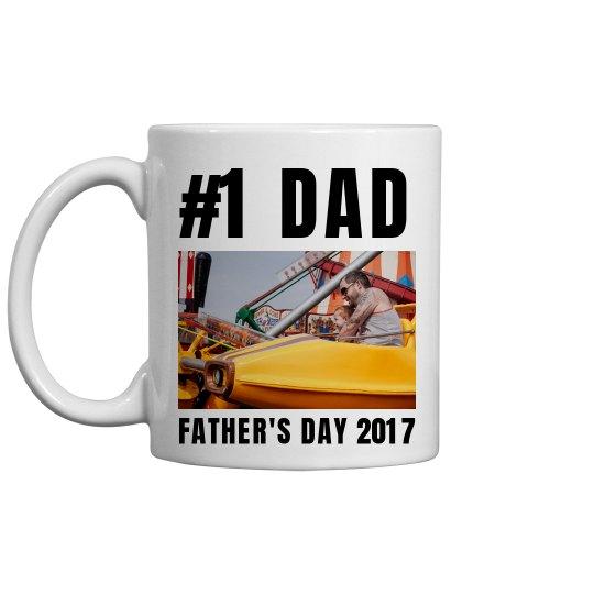 Custom Photo #1 Dad Father's Day