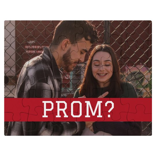 Custom Photo Creative Promposal