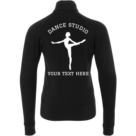 Custom Pointe Studio Jacket