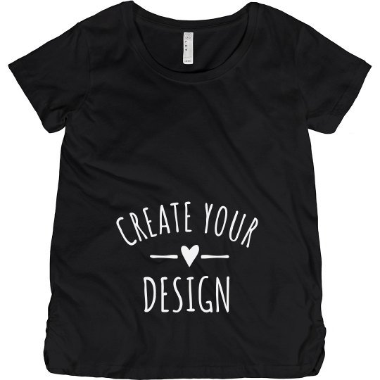Custom Pregnancy Shirts For Moms