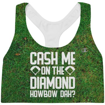 Custom Printed Grass Howbow Dah