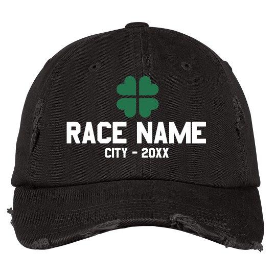 Custom Race Clover Hat