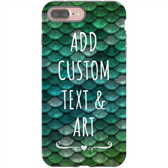 Custom Scales Phone Case