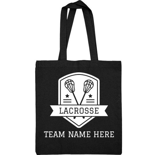 Custom School Lacrosse Bag
