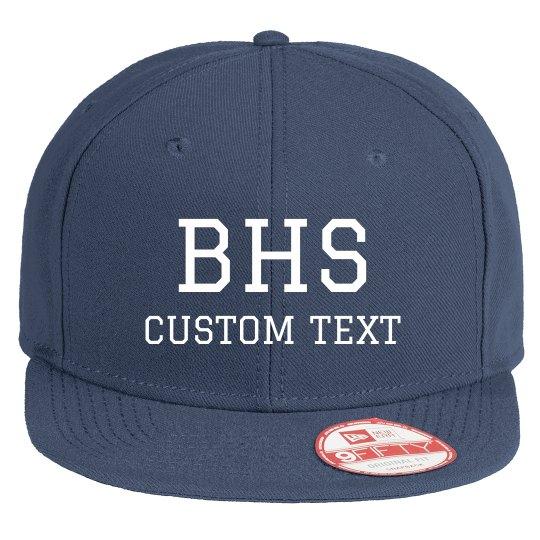 Custom School Name Sports Team