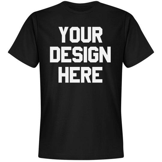 Custom Shirt No Minimums