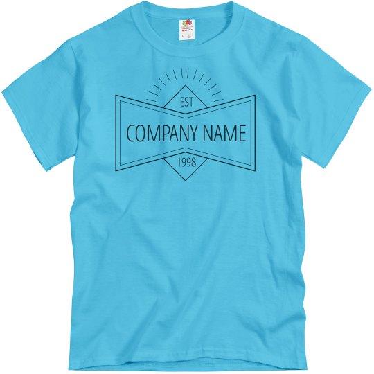 Custom Small Business Company Logo