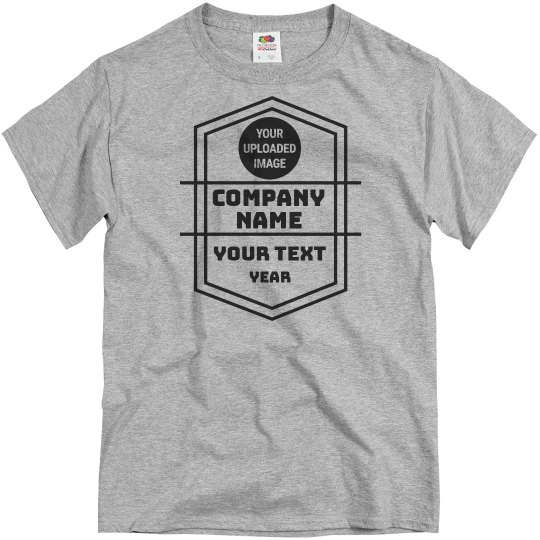 Custom Small Company Tee