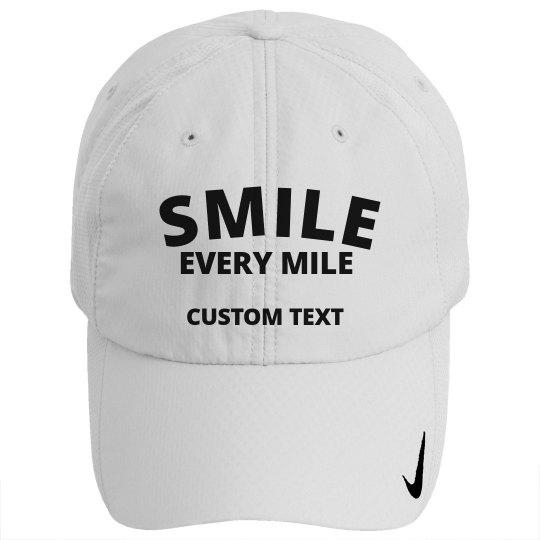 Custom Smile Every Mile
