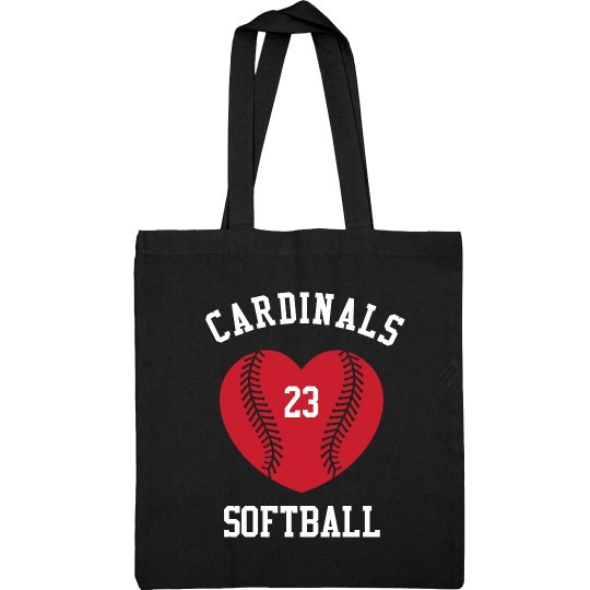 Custom Softball Sling Bag
