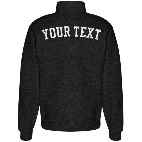 Custom Sport Color Team Sweatshirt