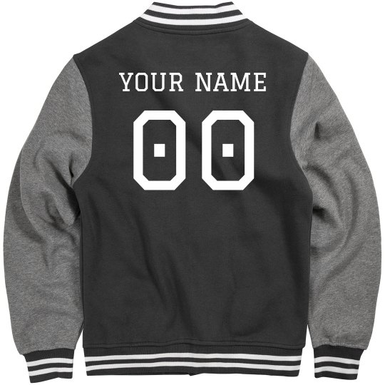 Custom Sport Letterman Jacket