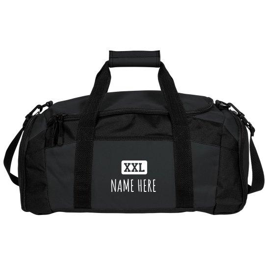 Custom Sports Gear Bag