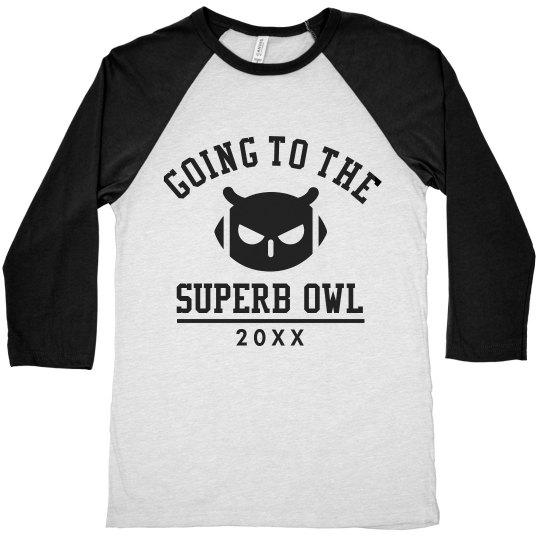 Custom Superb Owl