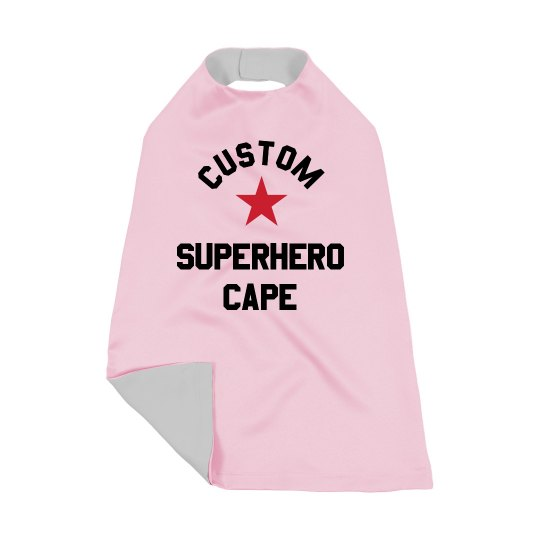 Custom Superhero Costume Cape