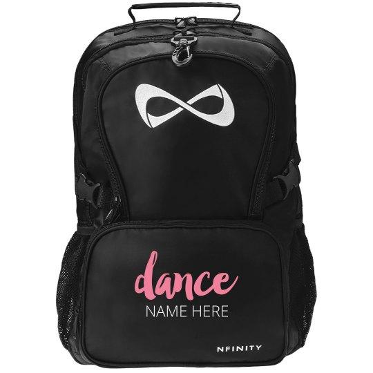 Custom Team Dance Backpacks