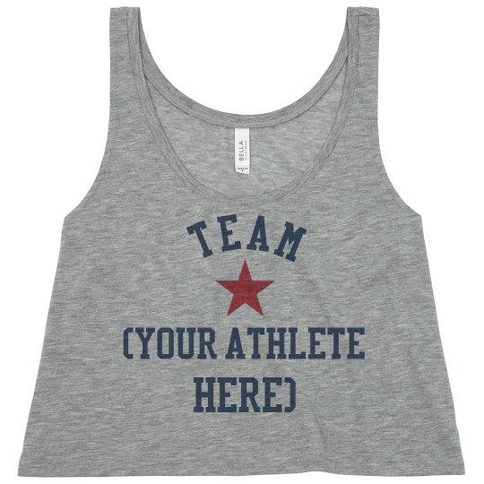 Custom Team Favorite Athlete