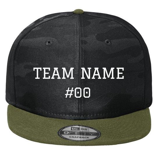 Custom Team Name Here